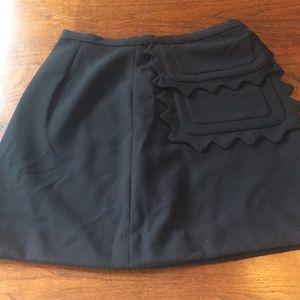 Victoria Beckham Skirt with Detail